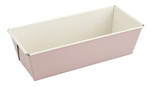 Dr. Oetker Kastenform 25 cm, Königskuchenform aus der Serie'Modern Baking - Retro Design' mit zweifarbiger, keramisch verstärkter...