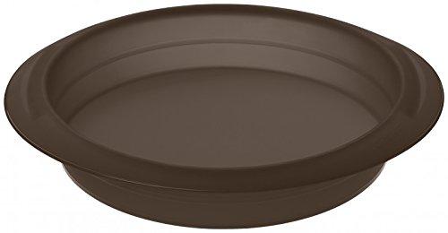 Lurch 85001 FlexiForm Runde Form 26 cm, braun