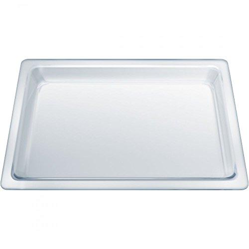 Bosch HEZ636000 Zubehör für Backöfen / Glaspfanne / Transparent