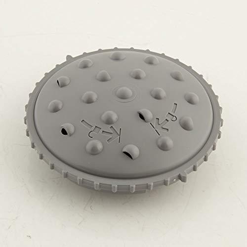 Bosch Siemens 612114 ORIGINAL Sprühkopf Sprühdusche Kopf für Rückwand Spülmaschine Geschirrspüler für Großteile wie Backbleche oder Fettfilter
