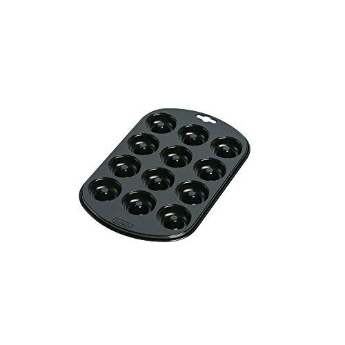 Kaiser 23.0064.6169 Inspiration Mini-Donut Backform, 12 Donuts, 28x18 cm