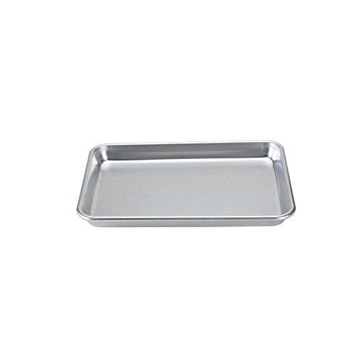 Nordic Ware 45300AMZ Backquartelblech aus natürlichem Aluminium, silberfarben