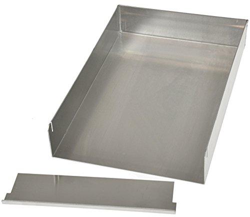 Hobbybäcker Schnitten-Blech, Form für Blechkuchen und Sahne-Schnitten, Schnittenform 30 x 20 cm, 5 cm hoch