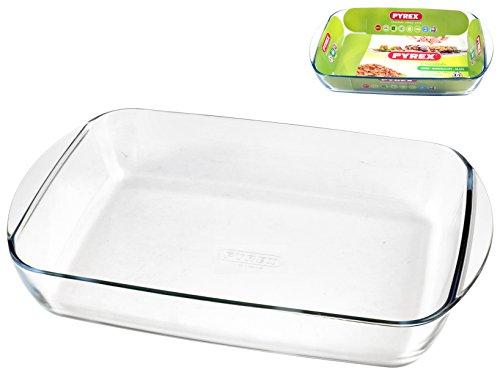 Pyrex Essentials Lasagna Bowl(40x27 cm) , 4.5L