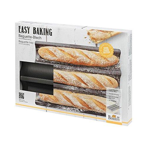 RBV Birkmann 881181 Baguette-Blech, Easy Baking