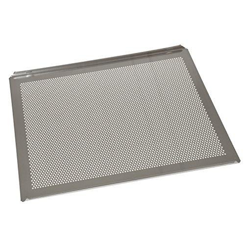 Brot- und Brötchen-Backblech, ►optimale Hitzeverteilung, ►perfekte Backergebnisse, ►Aluminium, perforiert, 35 x 44 cm