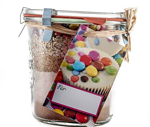 Kuchen Backmischung - Geburtstagskuchen'Für:....'