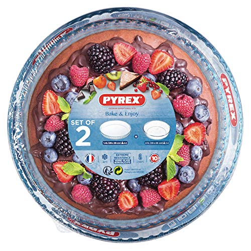 Pyrex 4937687 Backform, Borosilikatglas
