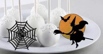 Aus einem normalen Cake Pop Grundrezept lassen sich ganz nach Lust und Laune viele Halloween Cake Pops zaubern