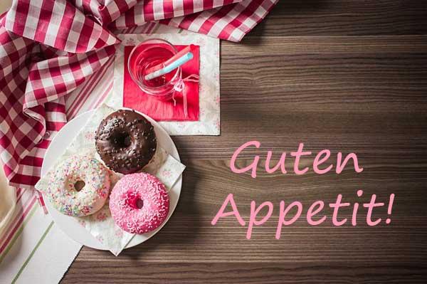 Donuts selber machen - Guten Appetit