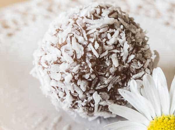 Chokladbollar - Schwedische Schokokugeln